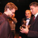 Nagroda Prezydenta Miasta w dziedzinie kultury dla Wojciecha Kuczoka