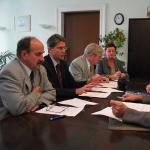 podpisanie umowy o współpracy z Śląską Wyższą Szkołą Informatyki