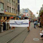 Katowice pozdrawiają Chorzów