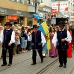Delegacja artystyczna Katowic