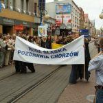 Ruda Śląska pozdrawia Chorzów